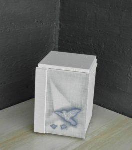 nro 104, valkoinen pellava linnut 2, 155€