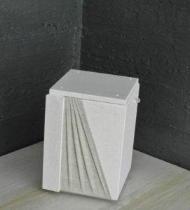 nro 7, valkoinen pellava/pellava säde 135€