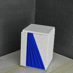 nro 8 valkoinen pellava/ sini säde 135€